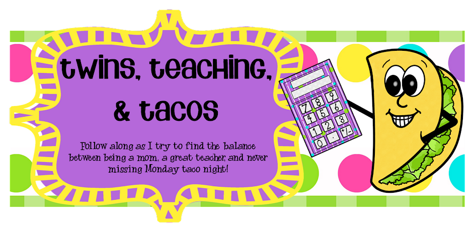 Twins, Teaching and Tacos