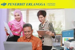 Lowongan Kerja PT Penerbit Erlangga Makassar