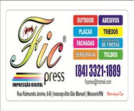 Fic Press & Fic Fardamentos
