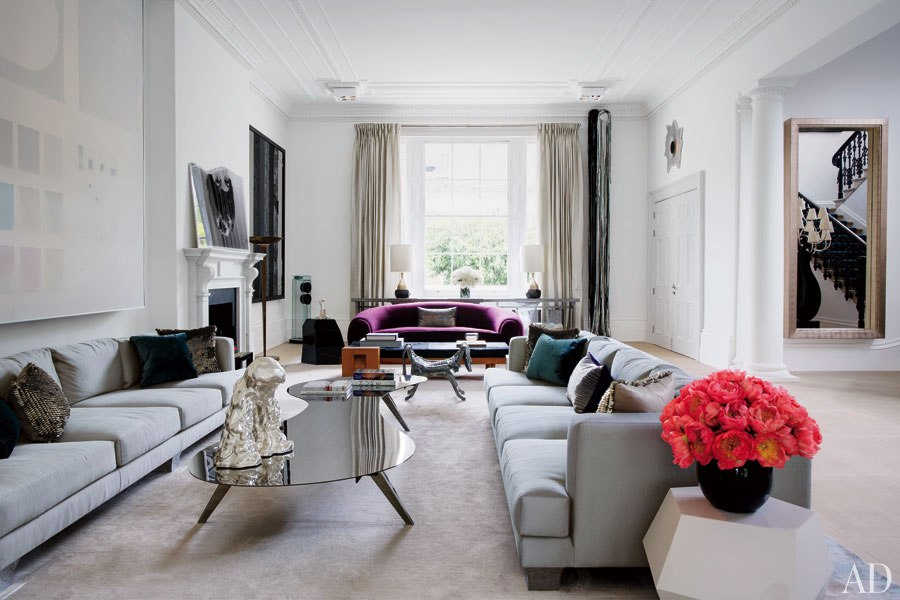 A magnificent London townhouse by Francis Sultana