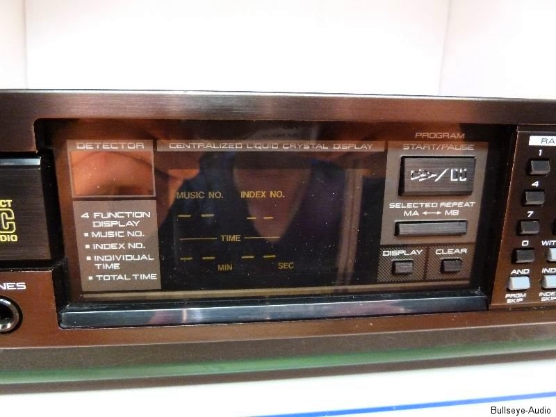 Akai CD-A70 - CD Player | AudioBaza