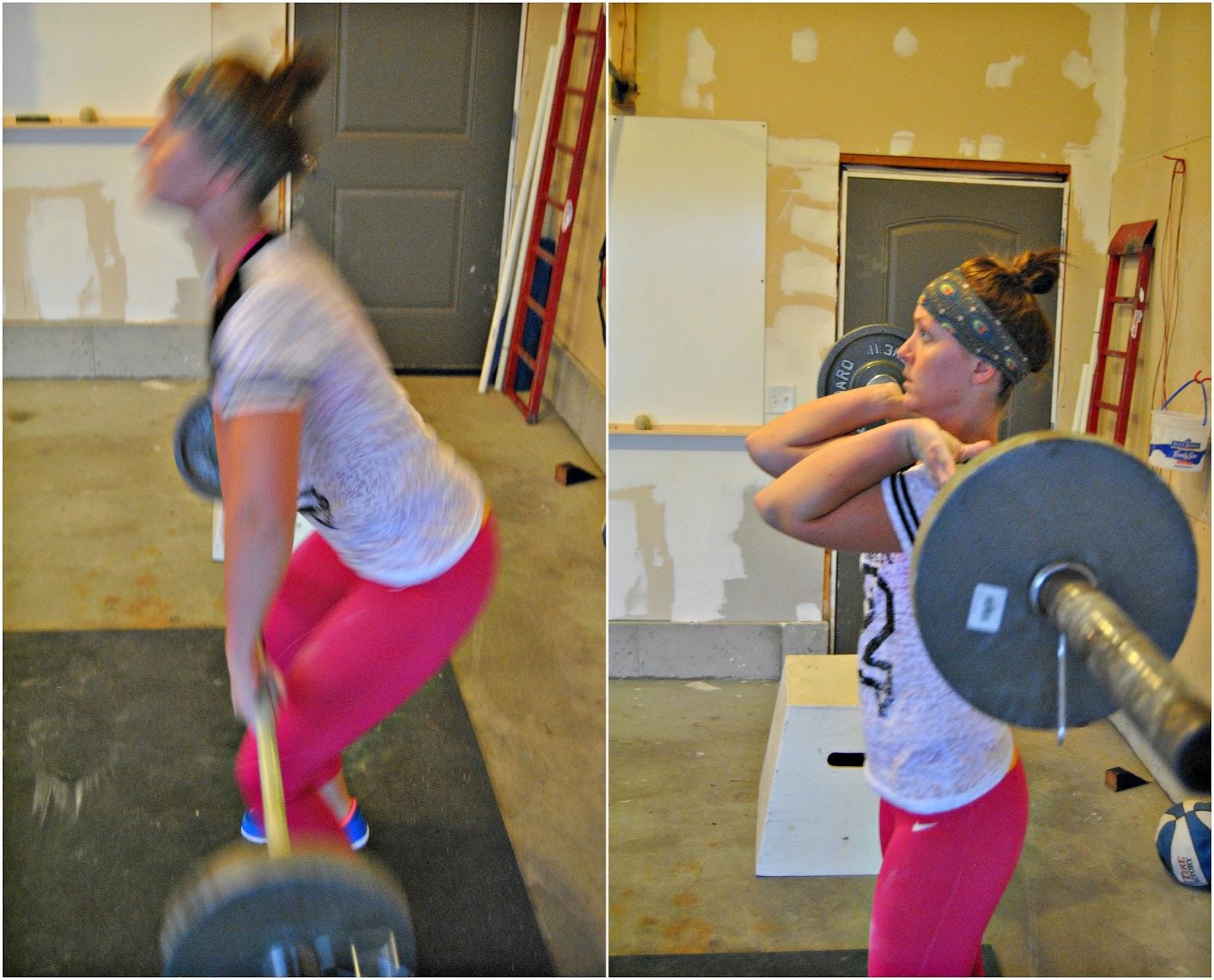 Diy crossfit garage gym part