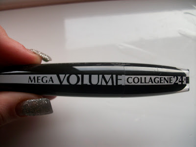 L'Oreal Mega Volum Collagen Mascara Review, Make your natural lashes longer, the perfect mascara, Loreal
