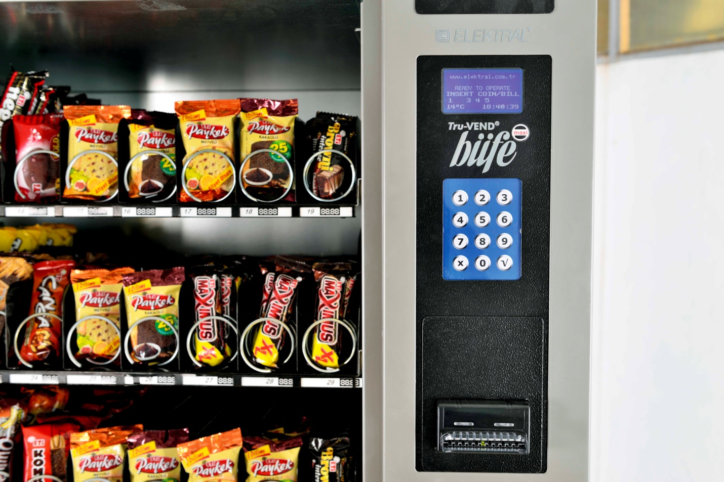 Tru Coffee Maker Not Working : VEND?NG MACH?NE D?SEPENSES: The perfect coffee vending machine for your business