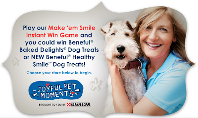 joyful pet moments kroger instant win game