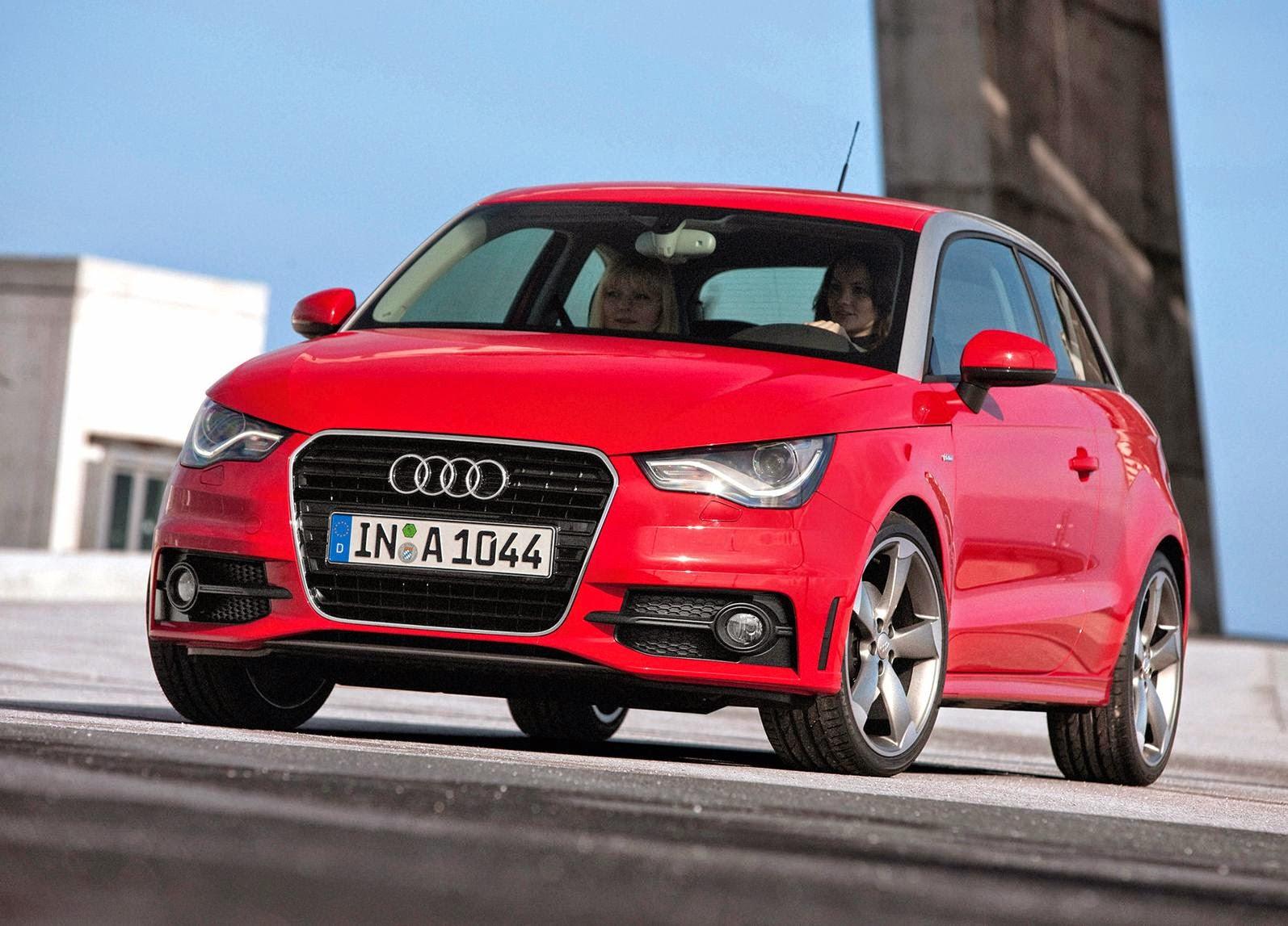 Audi A1 2011 1080p Wallpaper