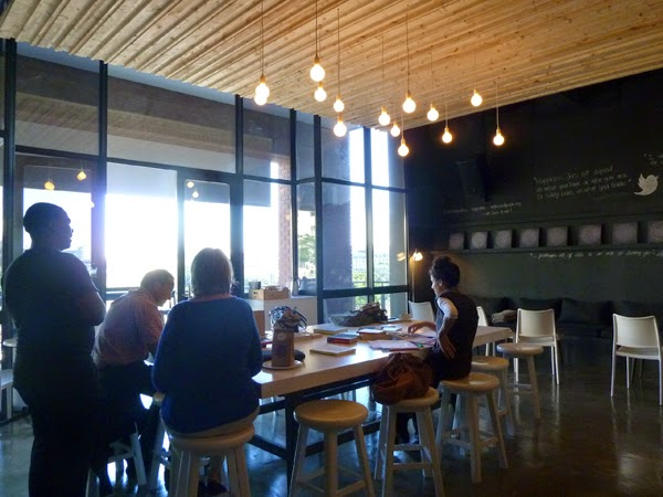 iwantmycoffee, Ard Mathews' coffee shop in Umhlanga, Durban.