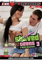 Shaved Teens From Russia 3 (2013) New