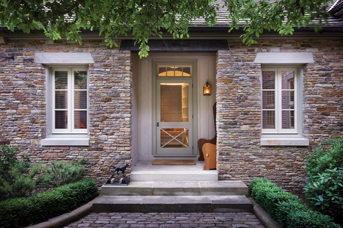 Tone on tone storm doors ideas and inspirations for Front entrance storm doors