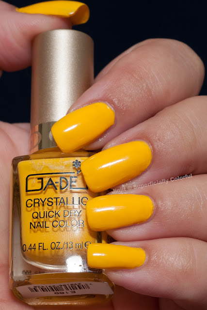 Ga-De Mellow Yellow
