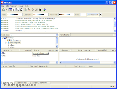 FileZilla 3.7.0.2 Free Download 2013