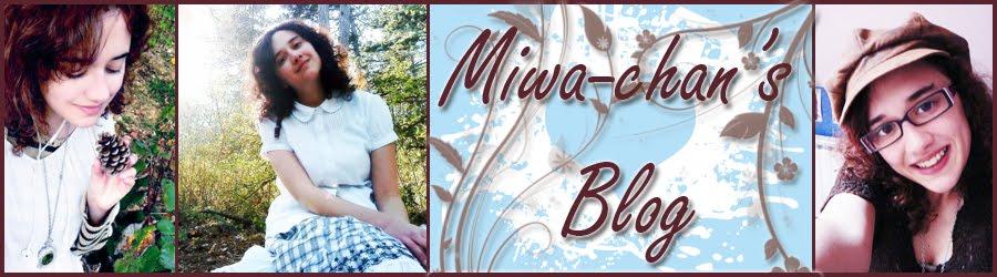 Le blog de Miwa