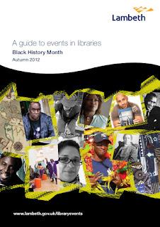 Black History Month 2012 programme on vassallview.org.uk