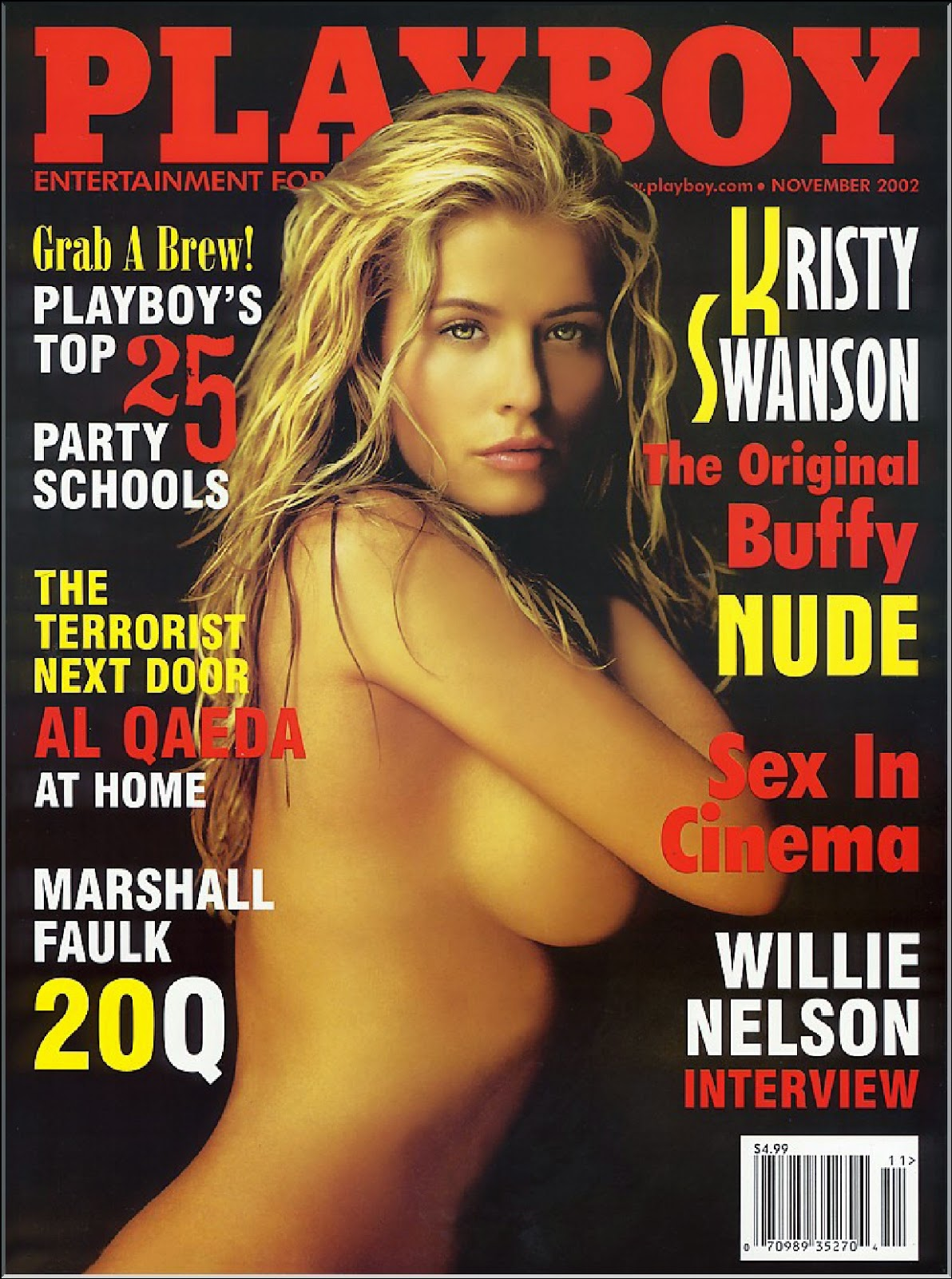 fotos de Kristen Swanson nua na Playboy