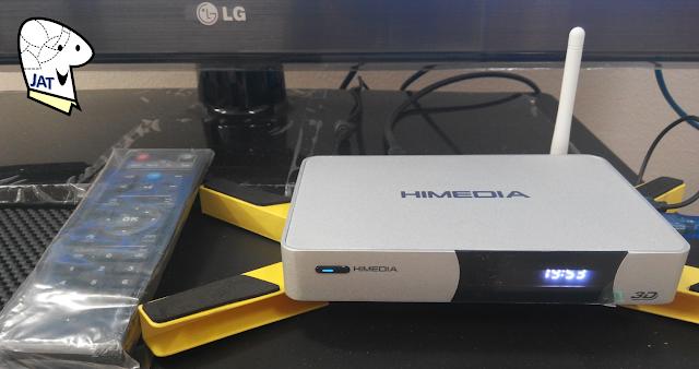 Himedia Q5 setup.