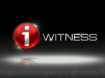 I Witness May 20, 2013
