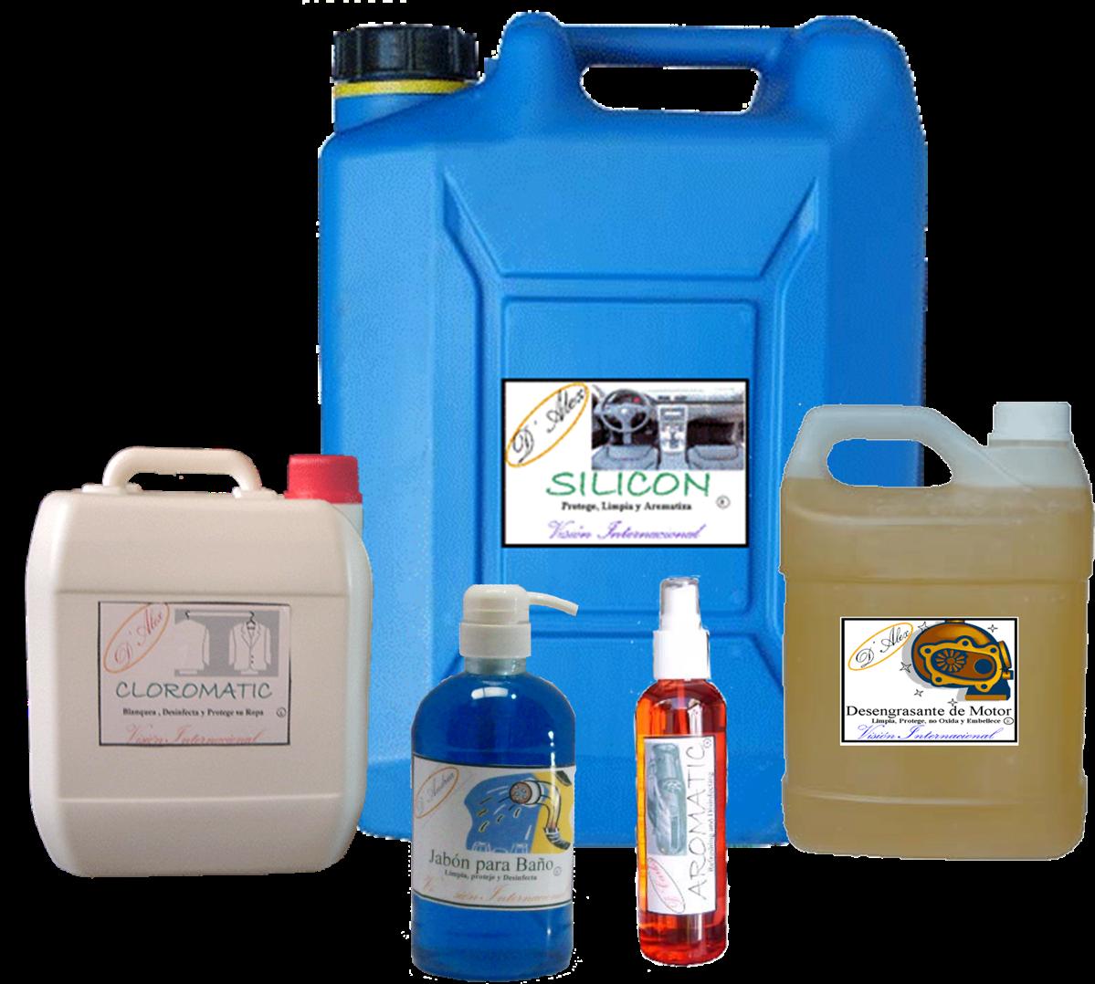 Vision internacional productos de limpieza para la oficina for Productos oficina