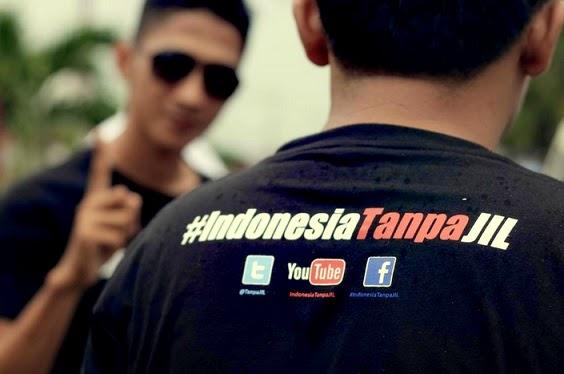 gerakan indonesia anti islam liberal jil