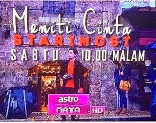 Meniti Cinta Di Starimost (2015) Tonton Full Telemovie, Tonton Telemovie Online, Tonton Drama Online, Tonton Drama Melayu, Tonton Drama Terbaru, Tonton Telemovie Terbaru.