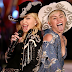 Miley and Madonna Hint at Possible New Collaboration by Instagram Posts
