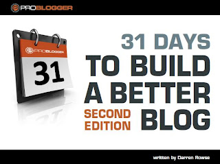 31 Days to Build a Better Blog - 2nd Edition