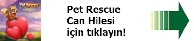 Pet Rescue Saga Can Hilesi
