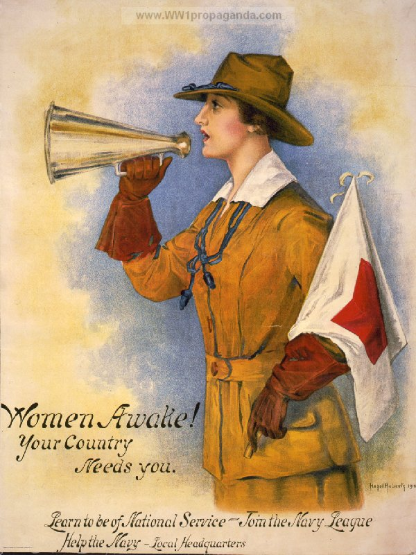 Women Awake! (WWI)