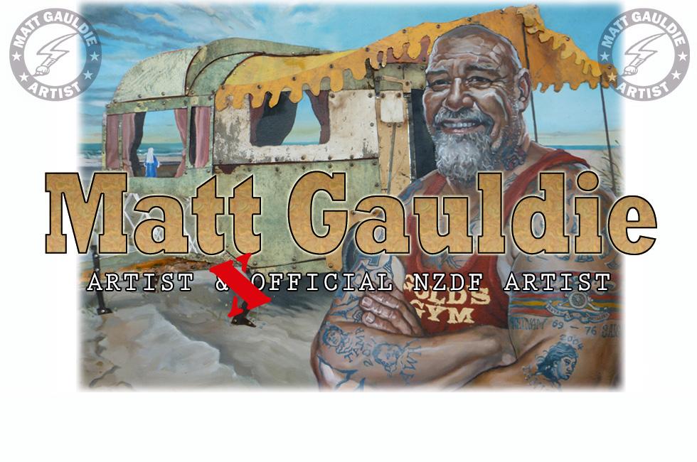 Matt Gauldie Artist