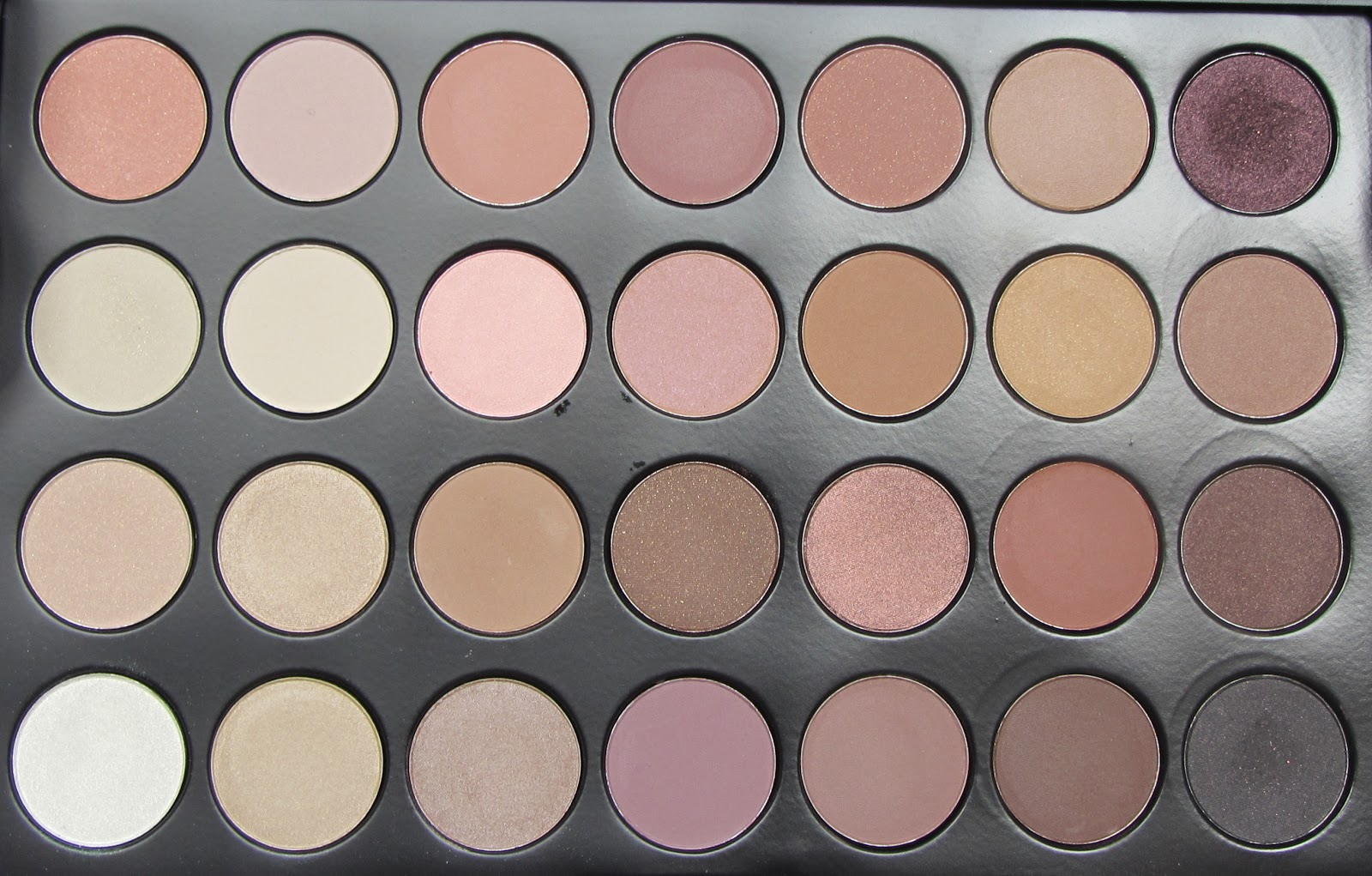Review: BH Cosmetics 120 Eyeshadow Palette, 5th edition