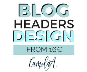 Blog Headers Design! (NEW!)