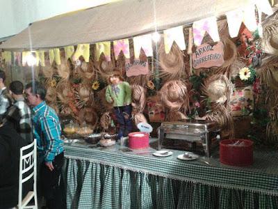 casamento junino, casamento julino, casamento temático, comidas típicas