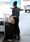 Miranda Cosgrove Flying To The Bahamas