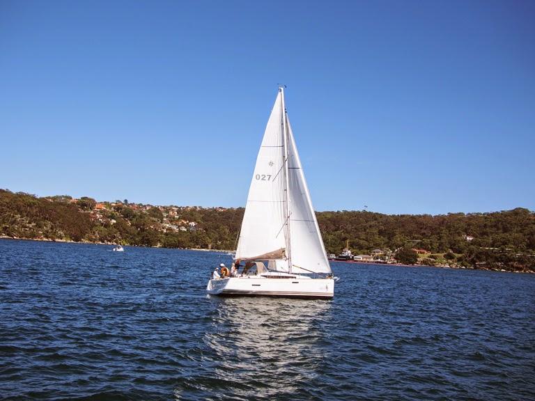 sydney boat ride
