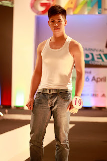 Mr Sunway Model Competition | Nick Narcissus