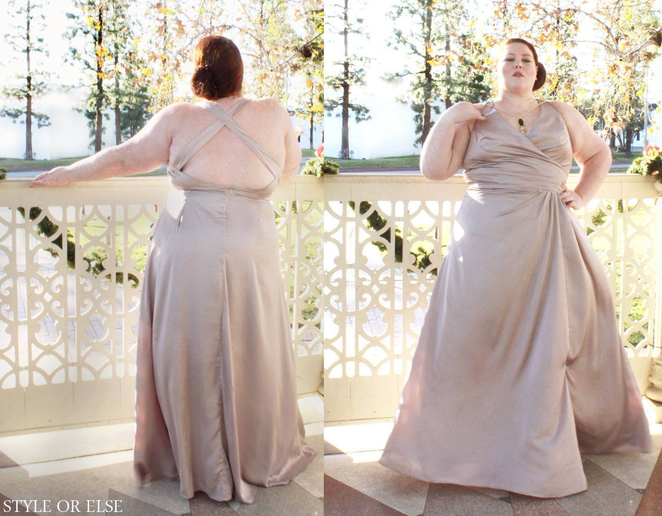 Style or else eshakti custom fit gown review eshakti custom fit gown review ombrellifo Images