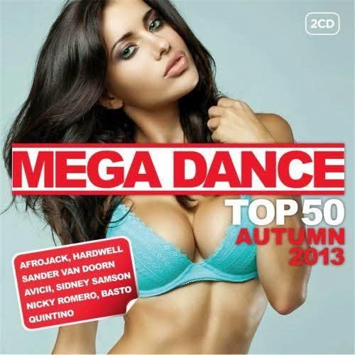 Mega Dance Top 50 Autumn  2013