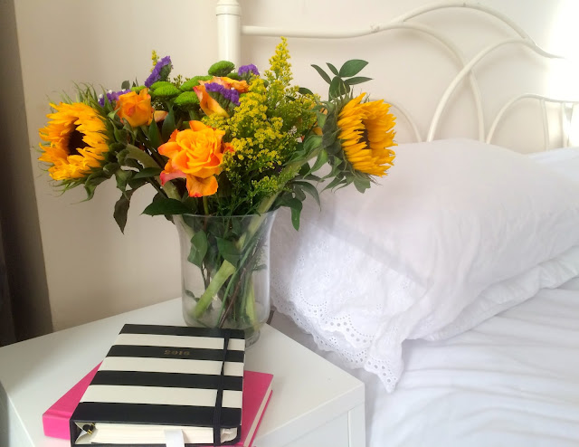 Debenhams Flowers by What Laura did Next