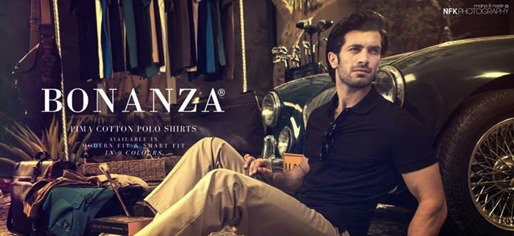 Shahzad Noor photo shoot for bonanza