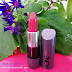 Oriflame The ONE Matte Lipstick PINK RASPBERRY Review, Swatch & Price in India
