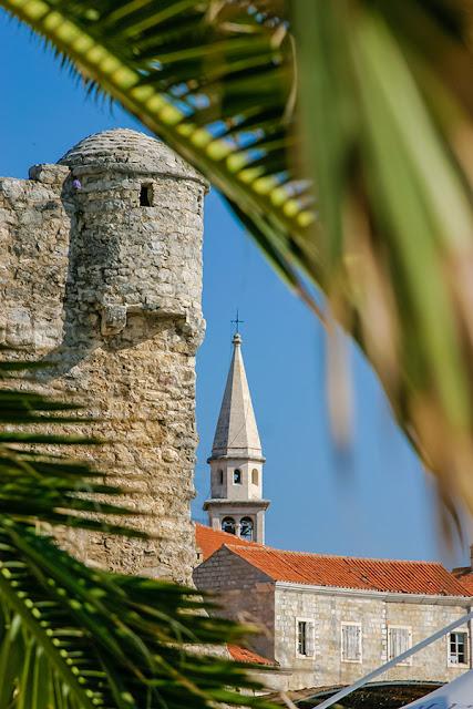 Stare Miasto Budva - Blog o podróżach