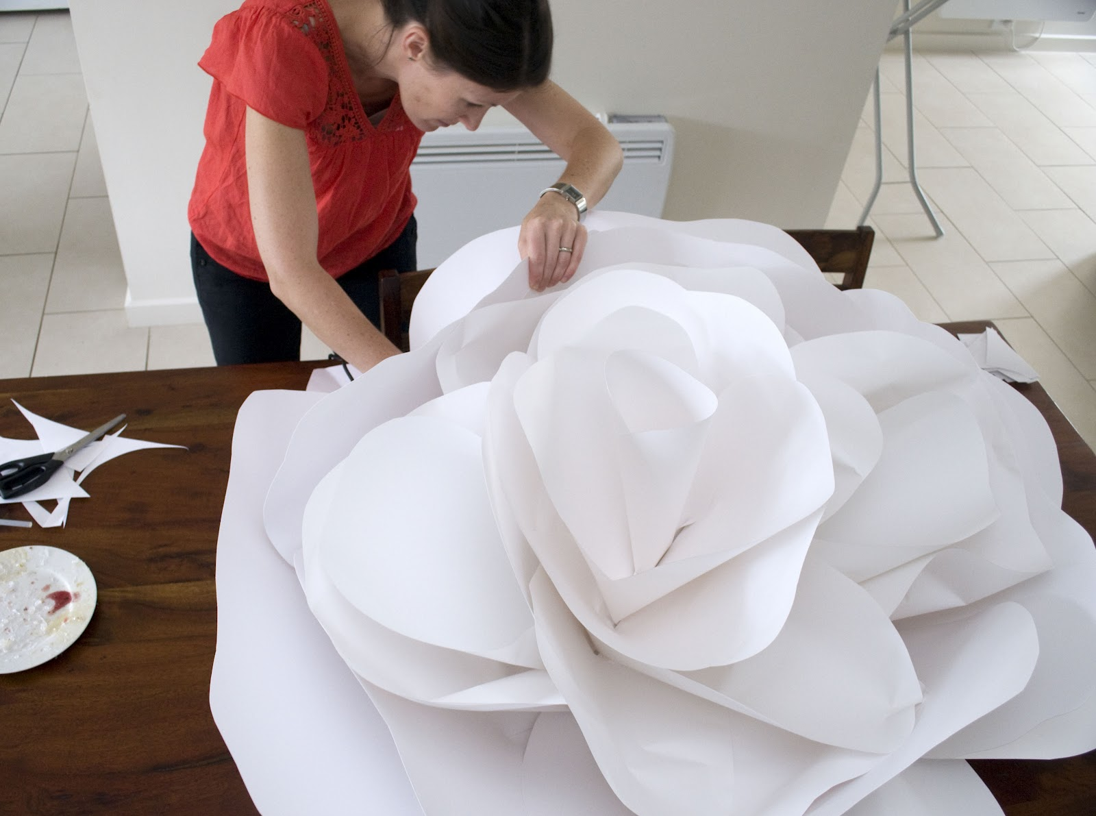 Grace designs giant paper flowers giant paper flowers mightylinksfo Images