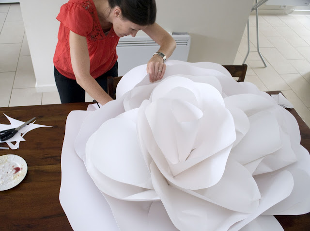 Giant Paper Flowers - Flower