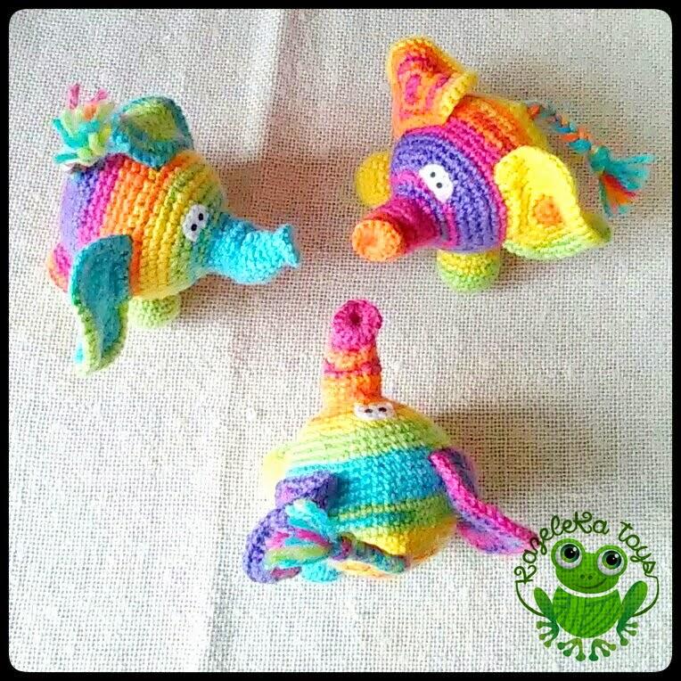 игрушка для детей слон