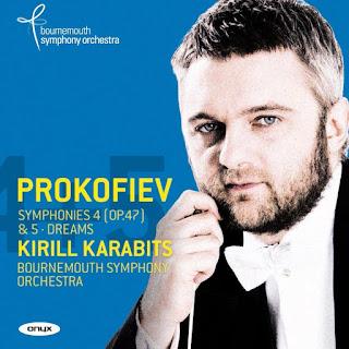 Prokofiev symphonies nos. 4 & 5, Kirill Karabits - Onyx