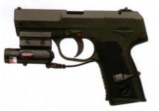 Pistol Gamo PX107 Laser