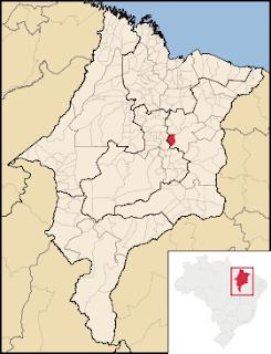 Em Capinzal do Norte, quadrilha explode banco, e atiram contra posto da PM