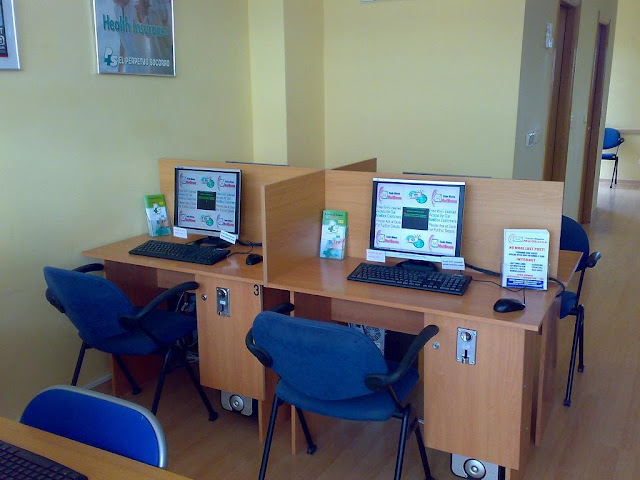 Business plan of internet cafe