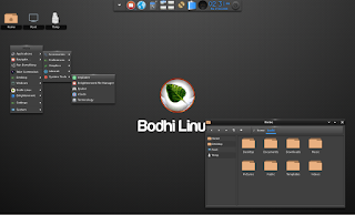 Bodhi Linux 3.0.0 Enlightenment 19