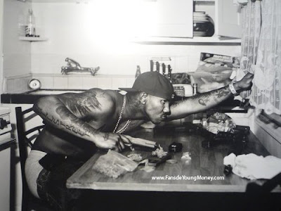 fotos raras de the game