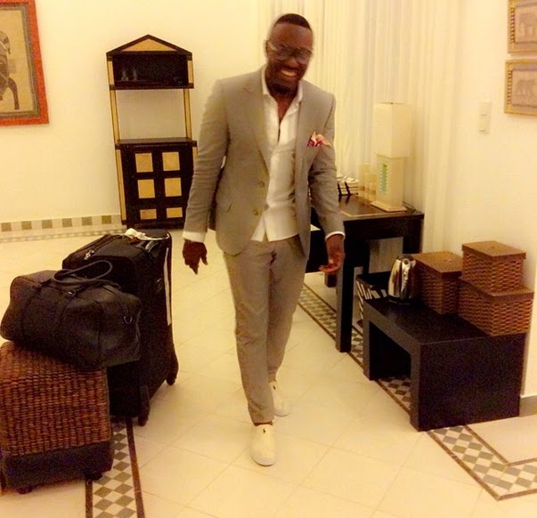 jim iyke in gambia